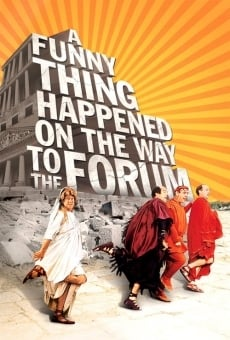 A Funny Thing Happened on the Way to the Forum Online Free
