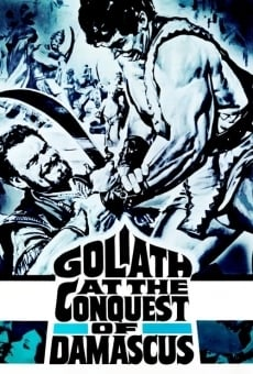 Goliath at the Conquest of Damascus on-line gratuito
