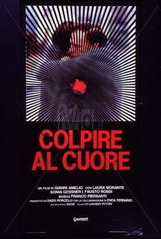 colpire al cuore movie analysis Areapangeart ha una videoteca con film e documentari d'autore,  amelio,  gianni, colpire al cuore, trintignant-rossi-morante, 1982, italiano, 103, 588.