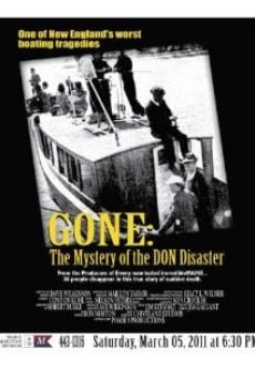 Ver película Gone: The Mystery of the Don Disaster