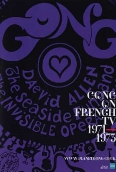 Ver película Gong on French TV 1971-1973