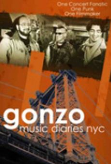 Gonzo Music Diaries, NYC on-line gratuito