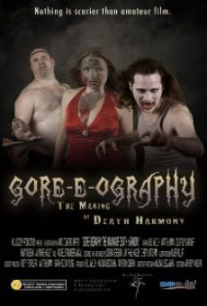 Gore-e-ography: The Making of Death Harmony en ligne gratuit