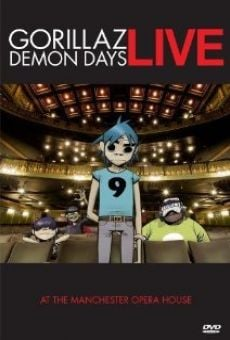 Gorillaz: Live in Manchester online streaming