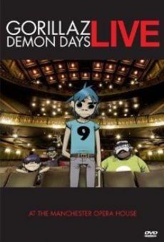 Ver película Gorillaz: Live in Manchester