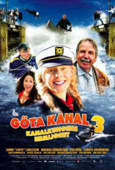 Película: Göta Kanal 3 ? The Secret of the Canal King