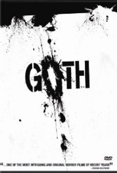 Watch Goth online stream