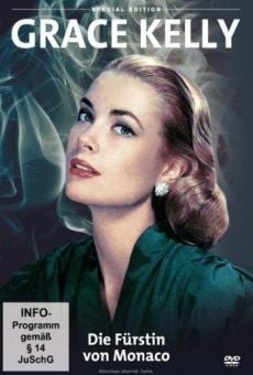 Grace Kelly, princesse de Monaco