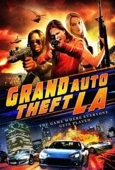 Ver película Grand Auto Theft: L.A.