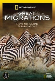 National Geographic: Great Migrations on-line gratuito