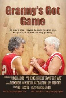 Watch Granny's Got Game online stream