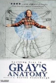 Gray's Anatomy gratis