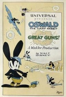 Oswald the Lucky Rabbit: Great Guns!