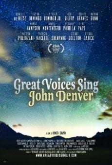 Película: Great Voices Sing John Denver
