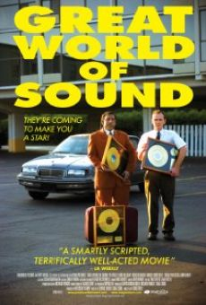 Great World of Sound online