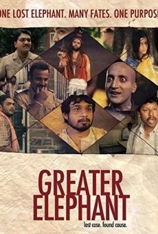 Ver película Greater Elephant