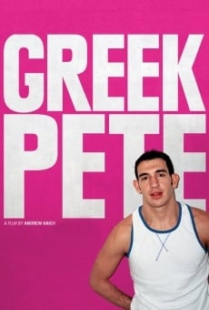 Ver película Greek Pete