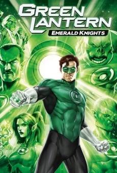 Green Lantern: Emerald Knights gratis