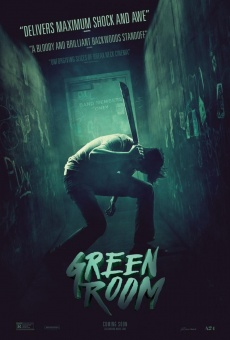 Green Room online free