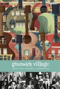 Greenwich Village: Music That Defined a Generation on-line gratuito