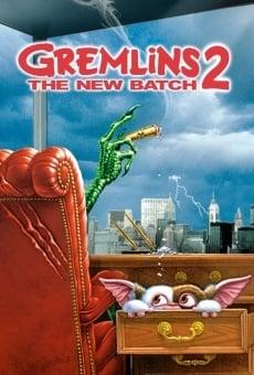Gremlins 2. La nueva generación online