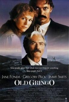 Old Gringo - Il vecchio gringo online