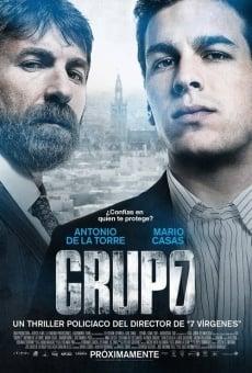 Ver película Grupo 7