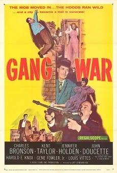 Ver película Guerra del hampa