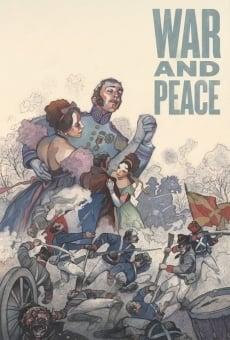 Ver película Guerra y paz