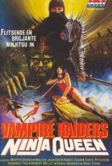 Ver película Guerrero ninja americano