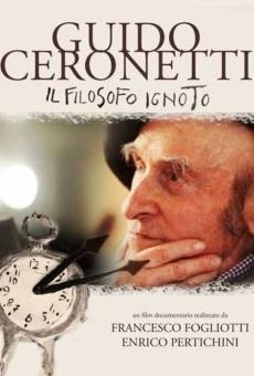 Ver película Guido Ceronetti, el filósofo desconocido