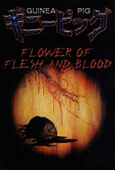 Ver película Guinea Pig 2: Flowers of Flesh and Blood