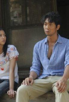 Ver película Gunjô: Ai ga shizunda umi no iro