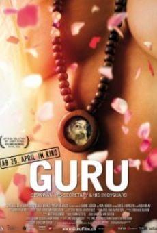 Watch Guru: Bhagwan, His Secretary & His Bodyguard online stream