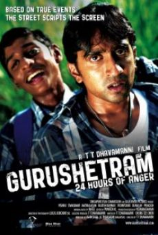 Película: Gurushetram: 24 Hours of Anger