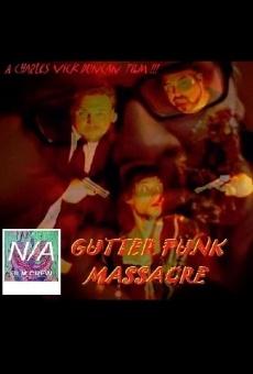 Ver película Gutter Punk Massacre