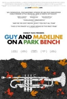 Guy and Madeline on a Park Bench Online Free