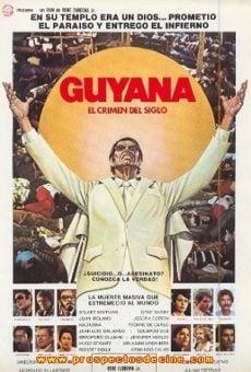 Ver película Guyana, el crimen del siglo