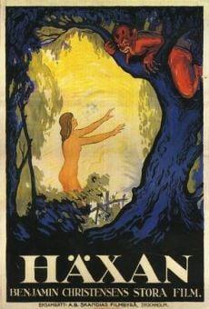 Ver película Häxan: La brujería a través de los tiempos