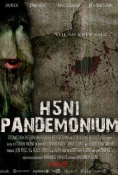 Ver película H5N1: Pandemonium