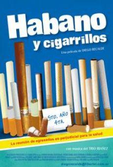 Ver película Habano y cigarrillos