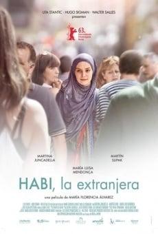 Ver película Habi, la extranjera