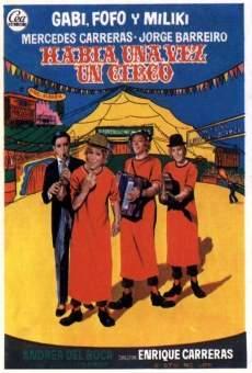 Ver película Había una vez un circo