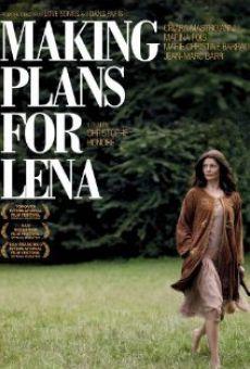 Ver película Haciendo planes para Lena