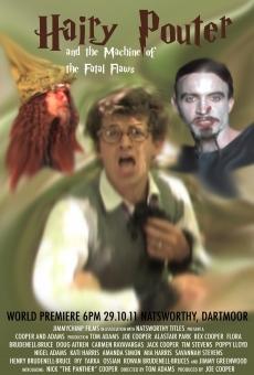 Ver película Hairy Pouter y la máquina de las fallas fatales