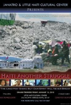 Ver película Haiti, Another Struggle
