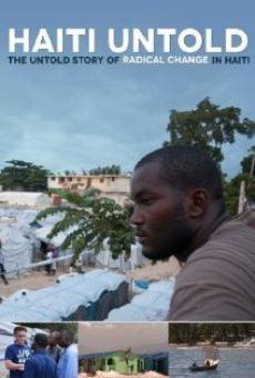Haiti Untold on-line gratuito