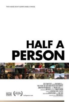 Half a Person online streaming