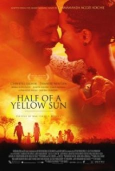 Half of a Yellow Sun on-line gratuito