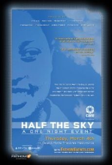 Half the Sky: A One Night Event en ligne gratuit